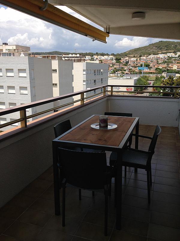 Vistas - Apartamento en venta en calle Joan Salvat Papasseit, Mas Mel en Calafell - 331626258