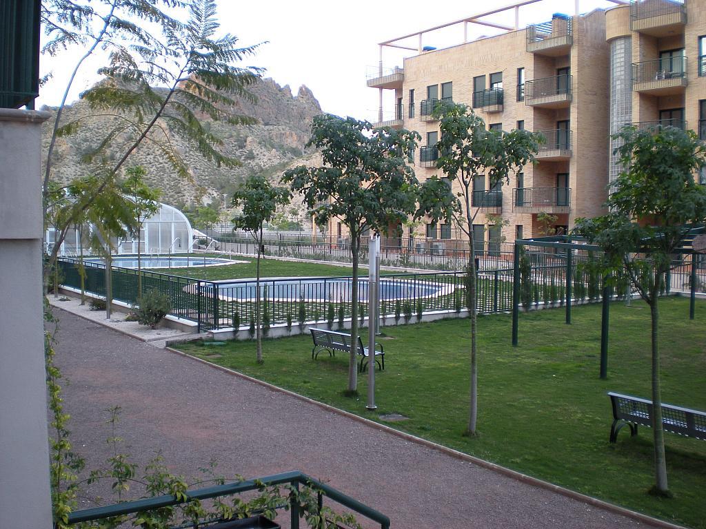 Jardín - Apartamento en alquiler en urbanización Hinojo, Villanueva del Río Segura - 331320303