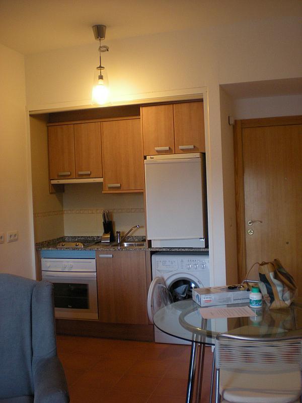 Cocina - Apartamento en alquiler en urbanización Hinojo, Villanueva del Río Segura - 331320315