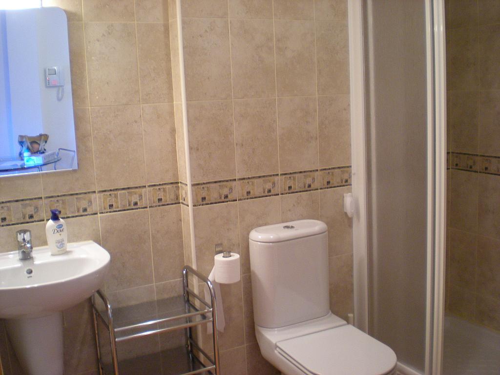 Baño - Apartamento en alquiler en urbanización Hinojo, Villanueva del Río Segura - 331320317