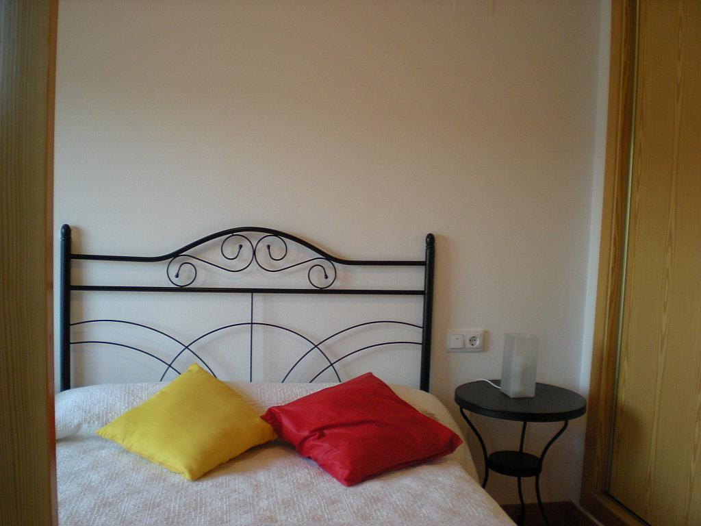 Dormitorio - Apartamento en alquiler en urbanización Hinojo, Villanueva del Río Segura - 331320320