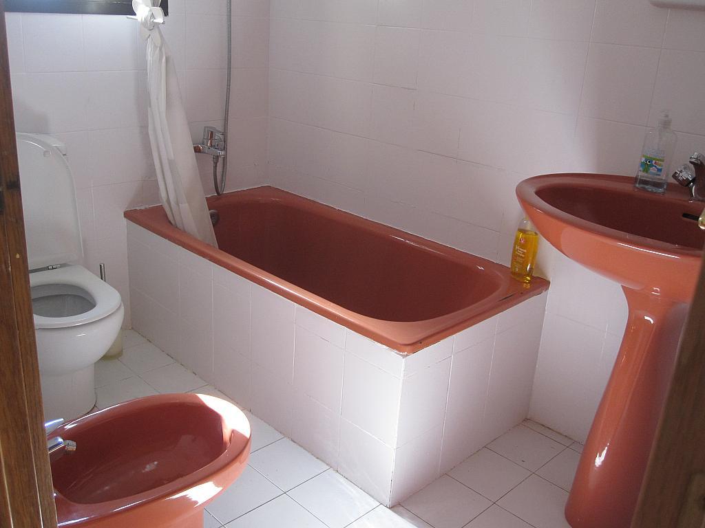 Baño - Chalet en alquiler en plaza Pau Vila, Finestrelles en Esplugues de Llobregat - 332028958