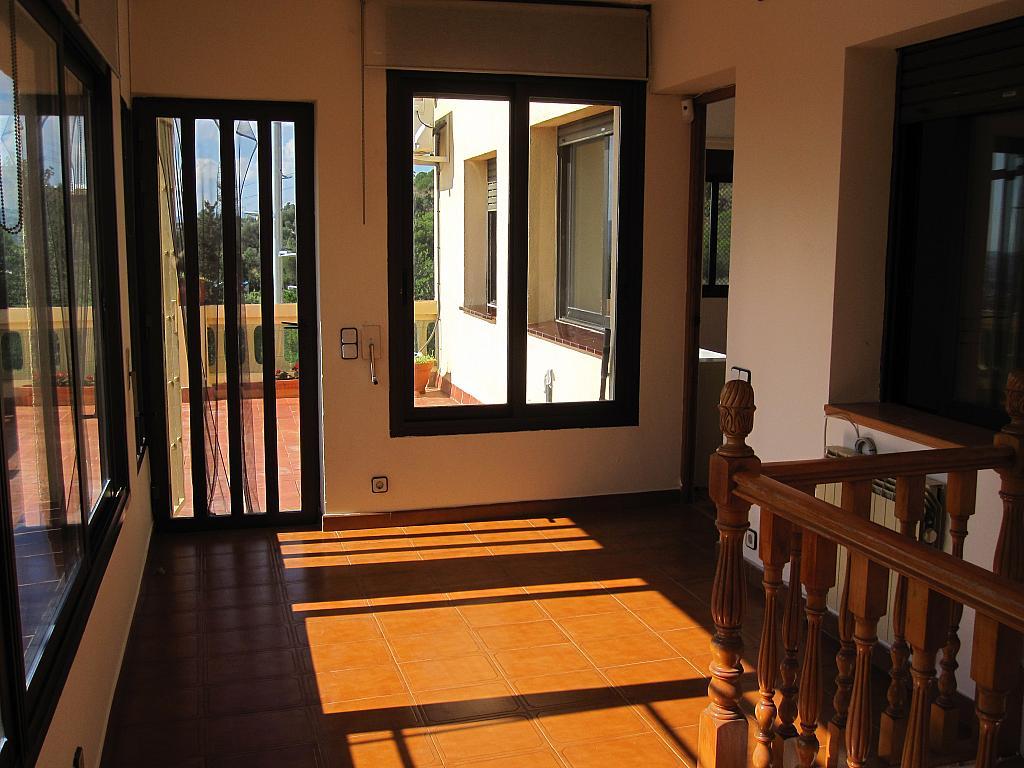 Porche - Chalet en alquiler en plaza Pau Vila, Finestrelles en Esplugues de Llobregat - 332028987