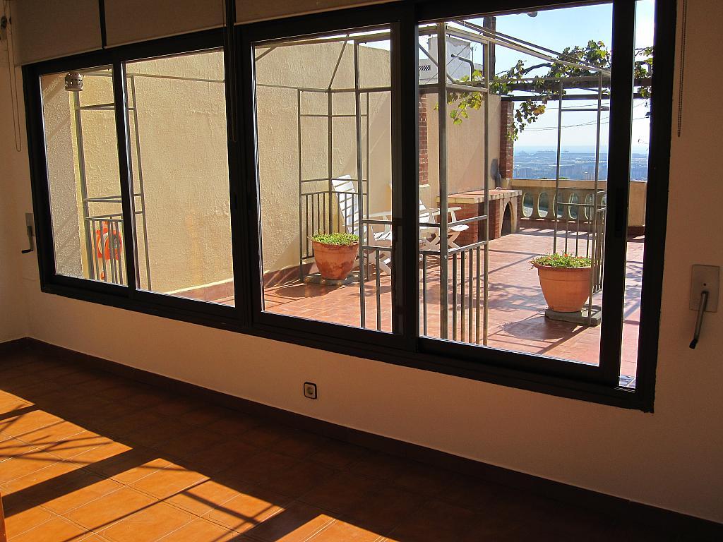 Porche - Chalet en alquiler en plaza Pau Vila, Finestrelles en Esplugues de Llobregat - 332028992