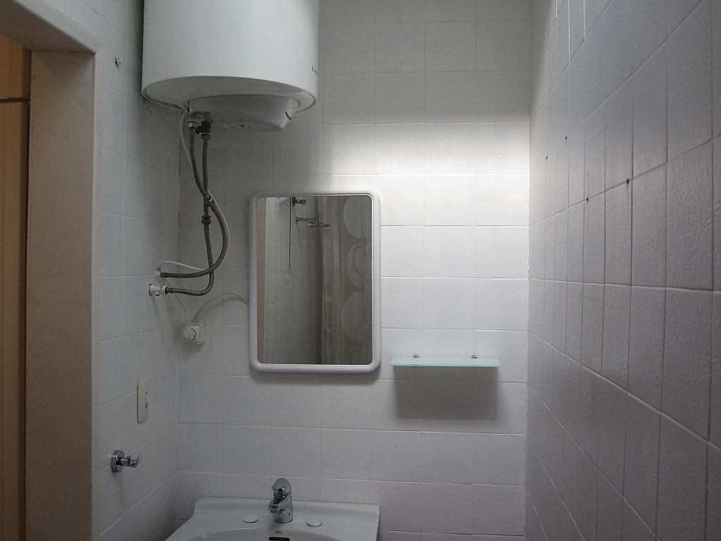 Baño - Chalet en alquiler en plaza Pau Vila, Finestrelles en Esplugues de Llobregat - 332028993