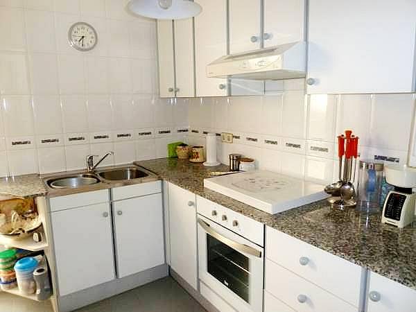 Cocina - Ático en alquiler en calle Vilamar, La Platja de Calafell en Calafell - 331625408