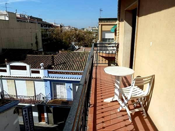 Balcón - Ático en alquiler en calle Vilamar, La Platja de Calafell en Calafell - 331625436