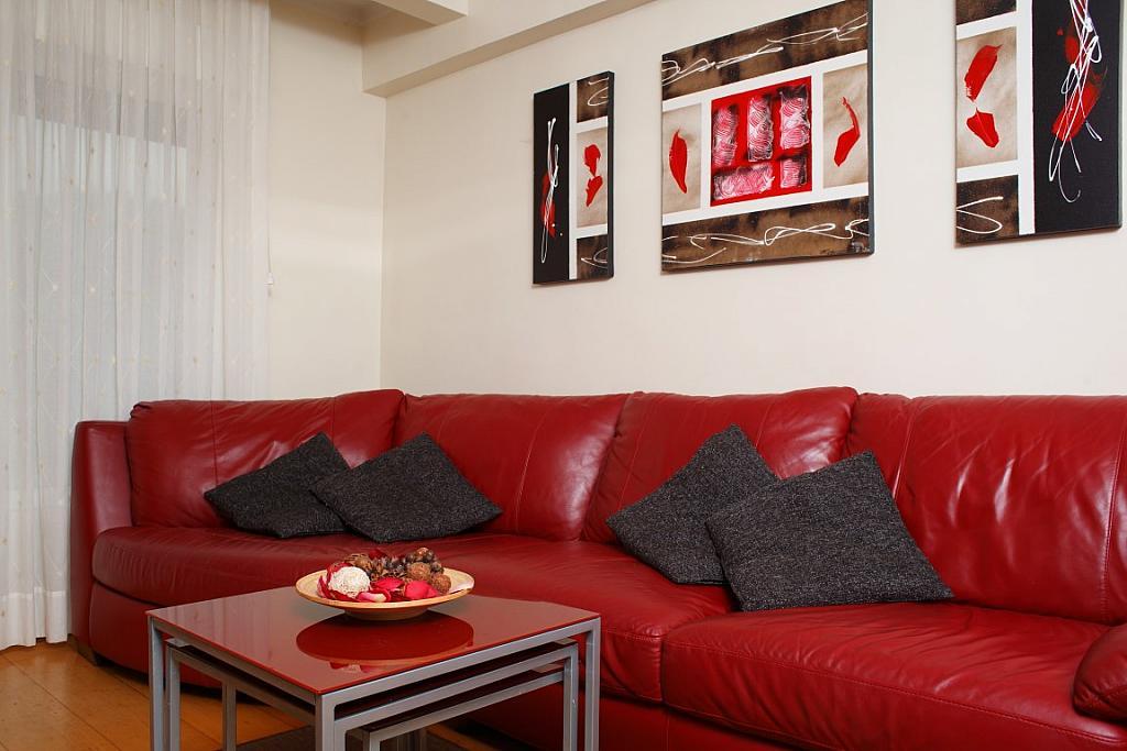 Salón - Piso en alquiler en calle Gabolatz, Soraluze/Placencia de las Armas - 331625716