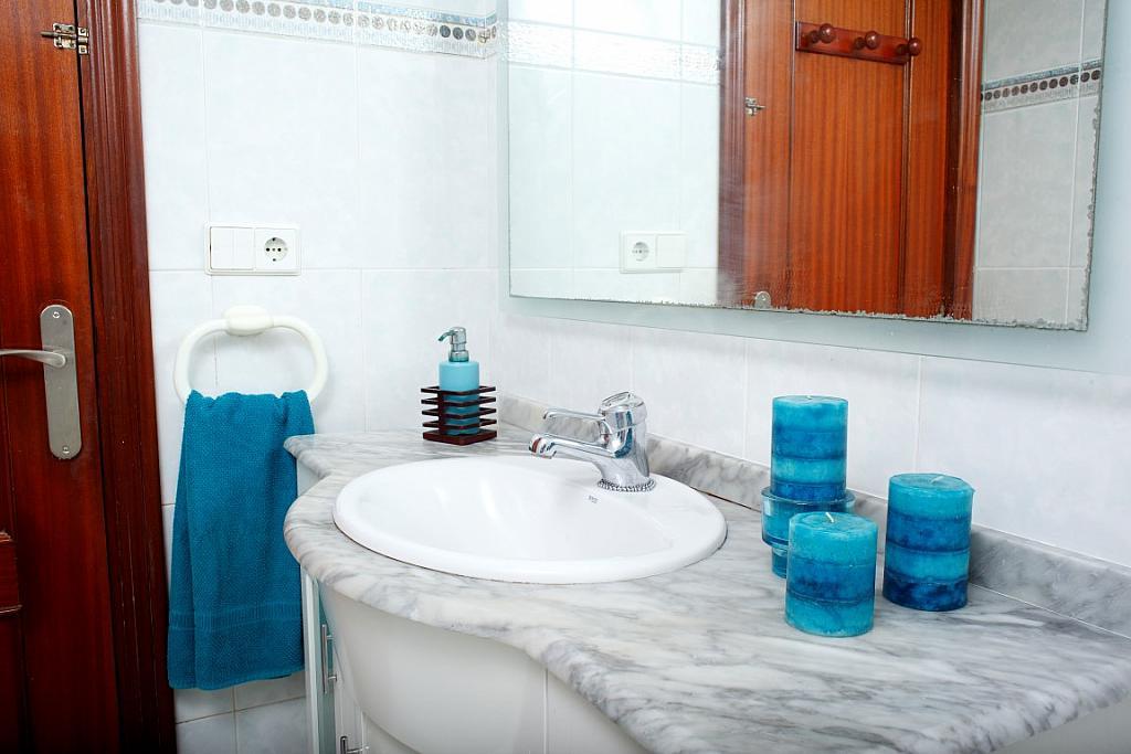 Baño - Piso en alquiler en calle Gabolatz, Soraluze/Placencia de las Armas - 331625779