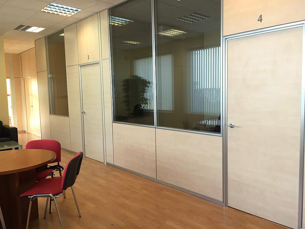 Vestíbulo - Oficina en alquiler en urbanización Andasol, Marbella Este en Marbella - 331626075