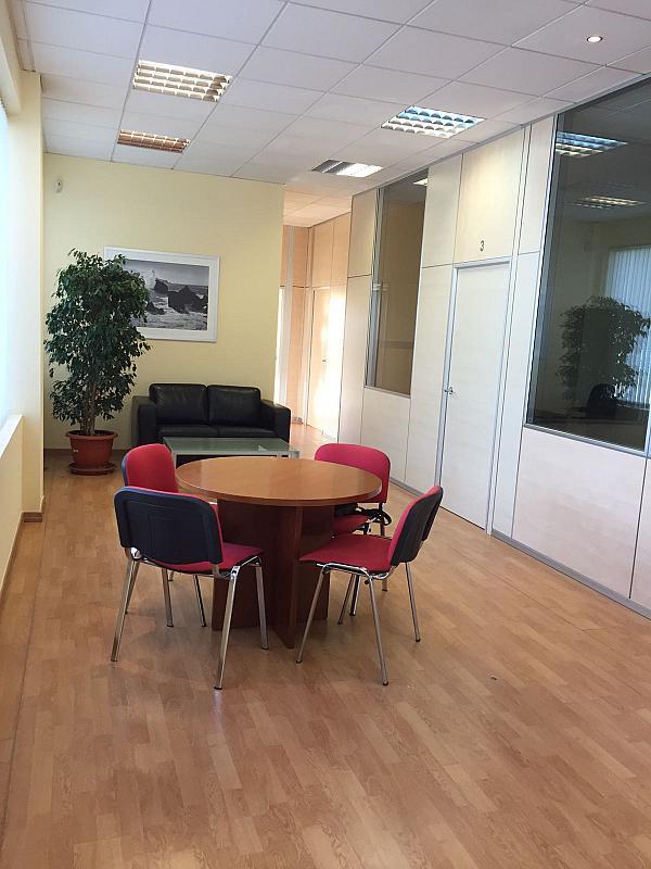 Vestíbulo - Oficina en alquiler en urbanización Andasol, Marbella Este en Marbella - 331626078