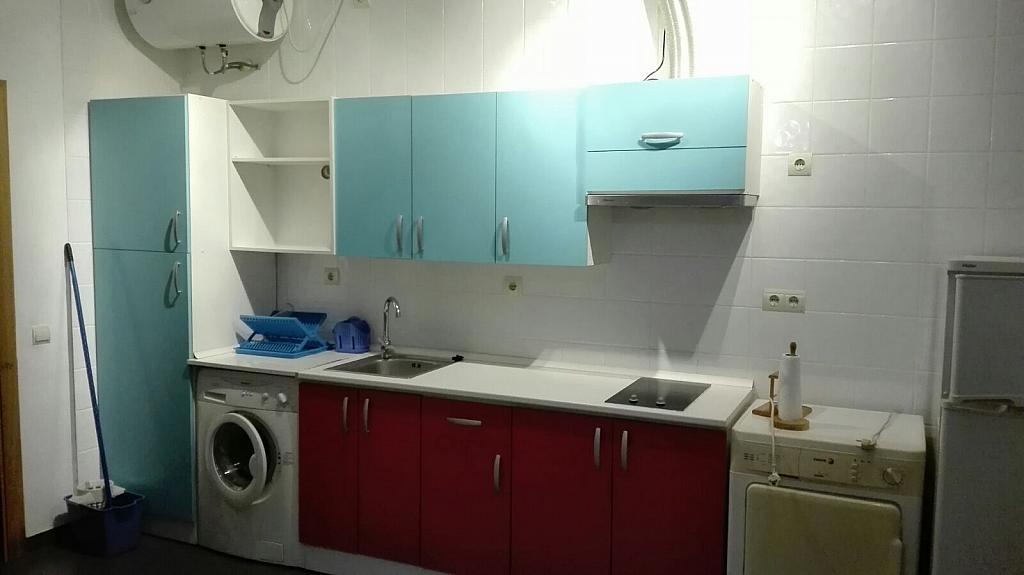 Cocina - Apartamento en alquiler en calle Bargas, Olías del Rey - 333128629