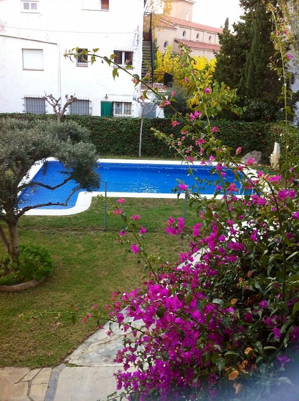 Piscina - Apartamento en alquiler en calle San Fructuoso, El francás en Coma-Ruga - 334781125
