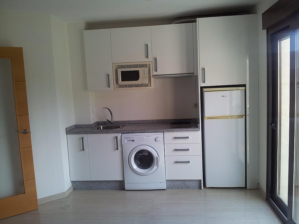 Cocina - Apartamento en alquiler en calle Carvajal, Carvajal en Fuengirola - 339118230