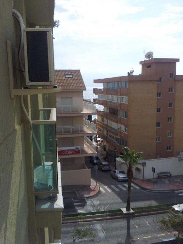 Balcón - Apartamento en alquiler en calle Carvajal, Carvajal en Fuengirola - 339118235
