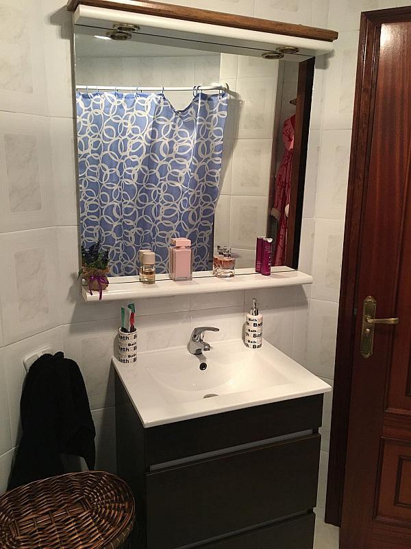 Baño - Apartamento en alquiler en calle Tizona, La Sal en León - 341603080