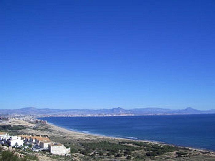Vistas - Apartamento en alquiler en calle D'escandinàvia, Gran Alacant en Santa Pola - 345748898