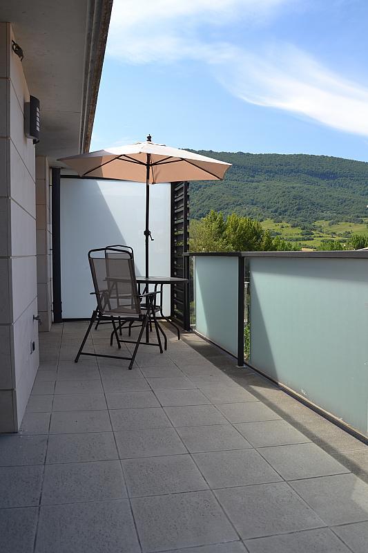 Terraza - Ático en alquiler en calle Amandrea, Altsasu/Alsasua - 347933900