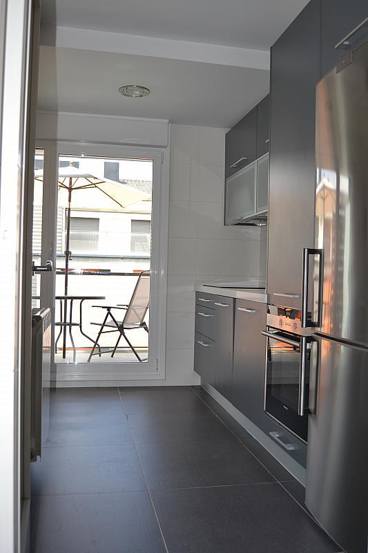 Cocina - Ático en alquiler en calle Amandrea, Altsasu/Alsasua - 347933908