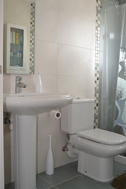 Baño - Ático en alquiler en calle Amandrea, Altsasu/Alsasua - 347933928