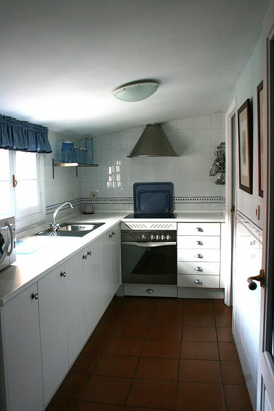 Cocina - Ático en alquiler en calle Aduana, Sol en Madrid - 349743364