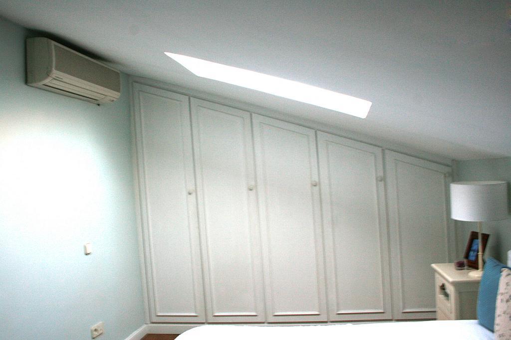Dormitorio - Ático en alquiler en calle Aduana, Sol en Madrid - 349743389