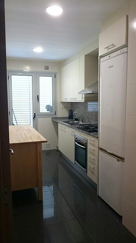Cocina - Apartamento en alquiler en calle Mar Jónica, Progrés-Pep Ventura en Badalona - 349747256