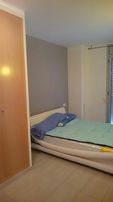 Dormitorio - Apartamento en alquiler en calle Mar Jónica, Progrés-Pep Ventura en Badalona - 349747386