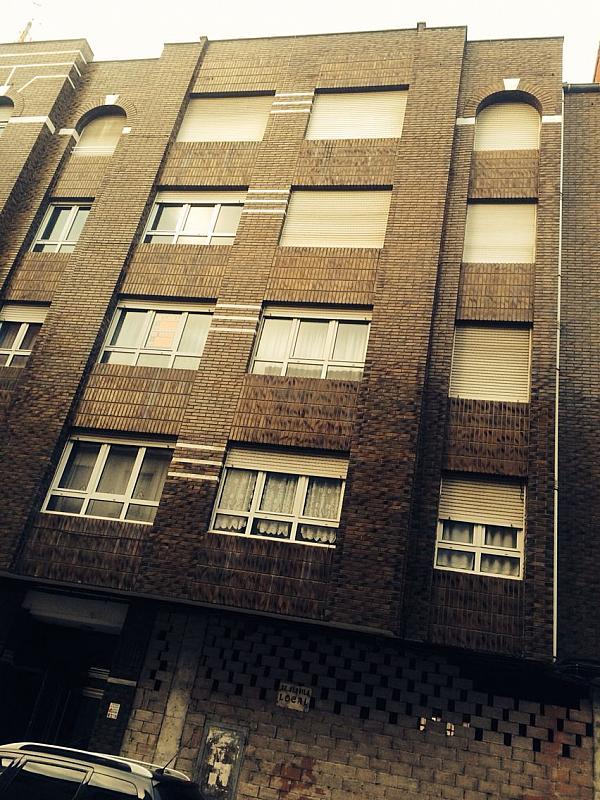 Fachada - Ático en alquiler en calle Cartagena, La Chantria en León - 350446276