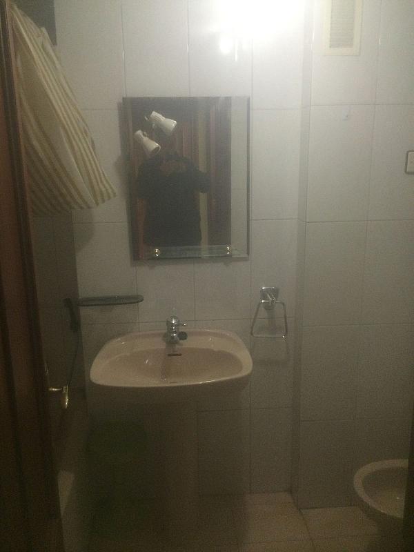 Baño - Ático en alquiler en calle Cartagena, La Chantria en León - 350446293