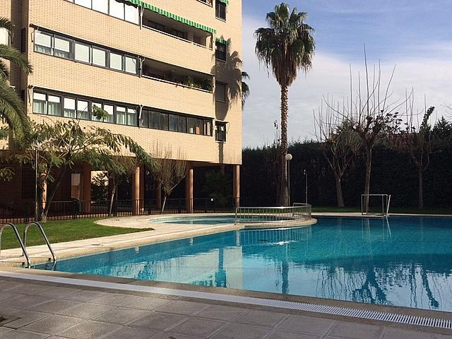 Piscina - Apartamento en alquiler en calle Islas Canarias, Cáceres - 354193857