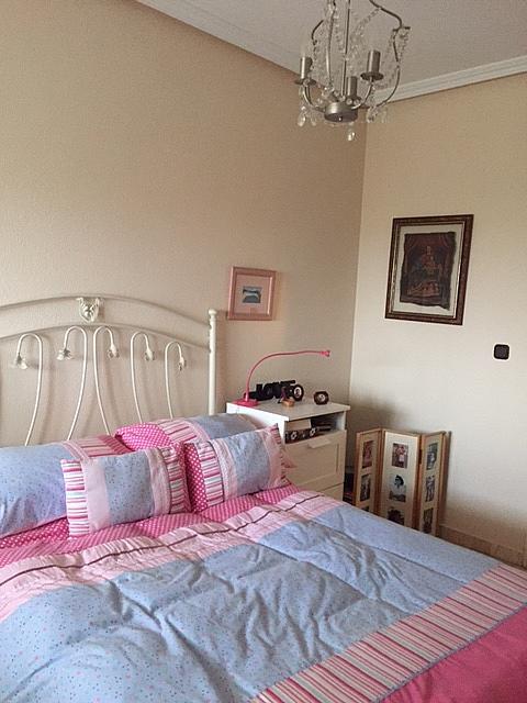 Dormitorio - Apartamento en alquiler en calle Islas Canarias, Cáceres - 354193922