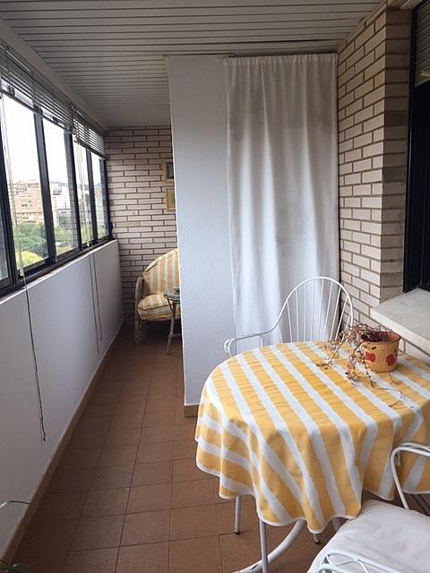 Terraza - Apartamento en alquiler en calle Islas Canarias, Cáceres - 354193953