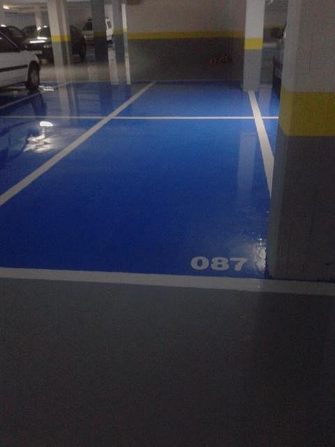 Parking - Parking en alquiler en calle Pare Rodes, Creu alta en Sabadell - 330139629