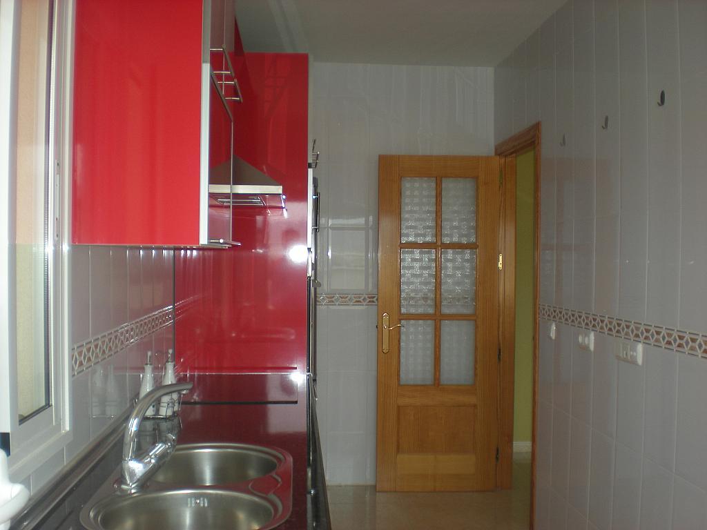 Cocina - Ático en alquiler en calle Picasso, Benahadux - 344305054