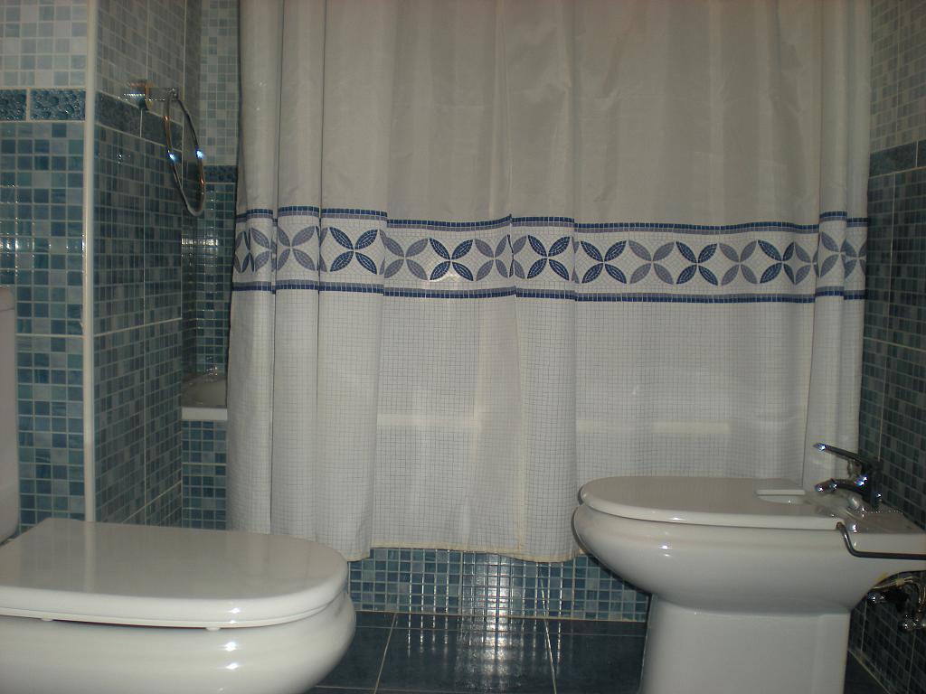 Baño - Ático en alquiler en calle Picasso, Benahadux - 344305059