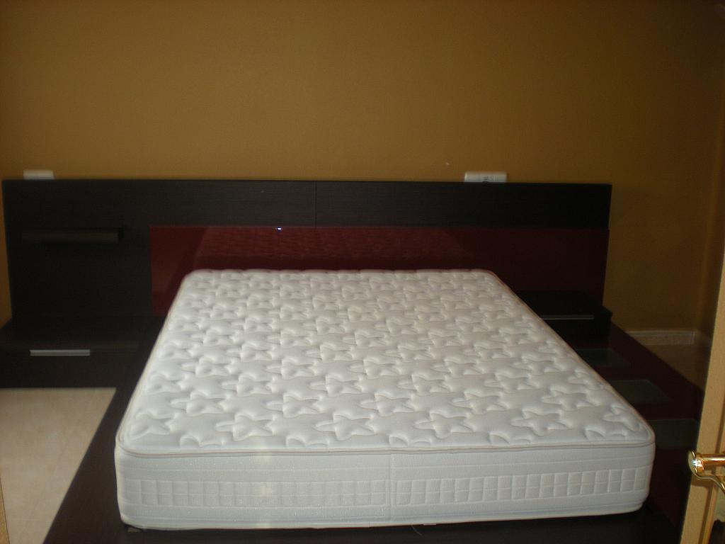 Dormitorio - Ático en alquiler en calle Picasso, Benahadux - 344305206