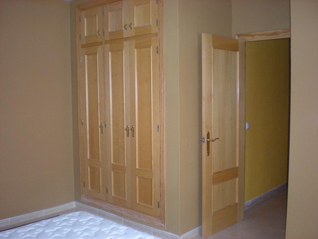 Dormitorio - Ático en alquiler en calle Picasso, Benahadux - 344305214