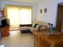 Salón - Apartamento en alquiler de temporada en calle Avda del Mar, Piles - 111625562
