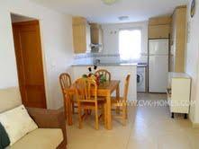 Comedor - Apartamento en alquiler de temporada en calle Avda del Mar, Piles - 111625565