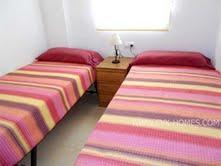 Dormitorio - Apartamento en alquiler de temporada en calle Avda del Mar, Piles - 111625567
