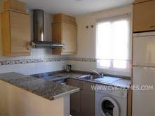 Cocina - Apartamento en alquiler de temporada en calle Avda del Mar, Piles - 111625580