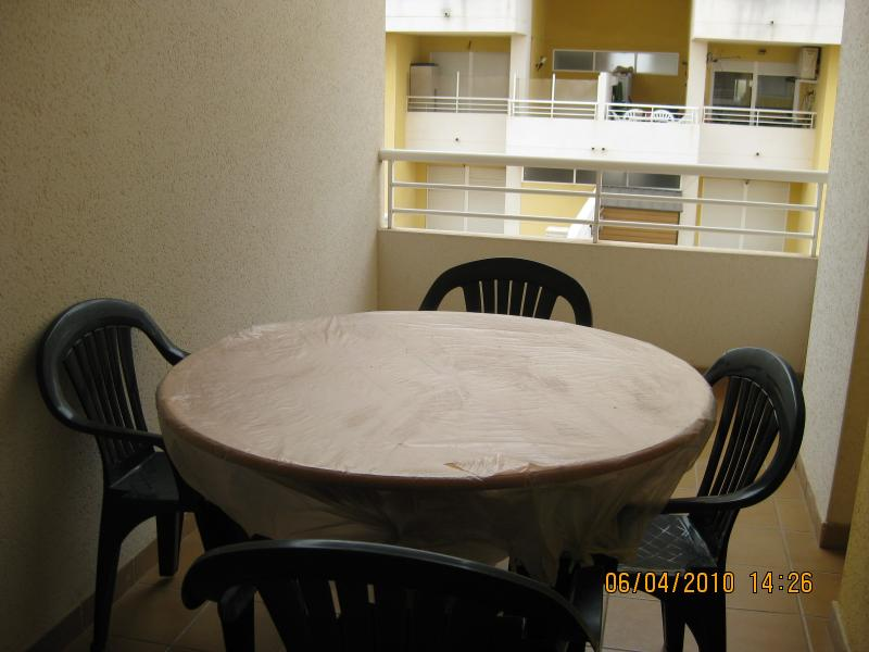 Terraza - Apartamento en alquiler de temporada en calle Avda del Mar, Piles - 111625582