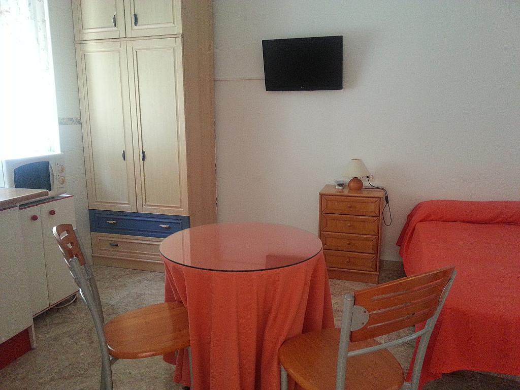 Dormitorio - Estudio en alquiler en calle Camino de la Zubia, Zaidín en Granada - 313878940