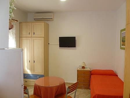 Dormitorio - Estudio en alquiler en calle Camino de la Zubia, Zaidín en Granada - 313879638