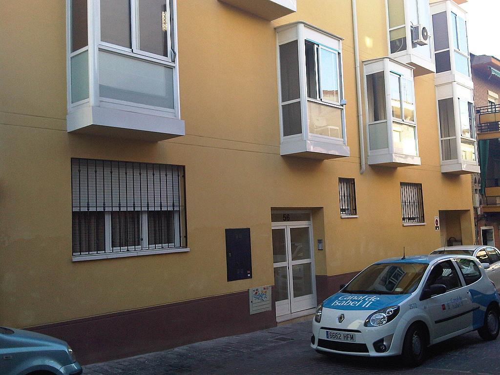 Fachada - Ático-dúplex en alquiler en calle Lorenzo Bosquet, La Cañada en Coslada - 315293076