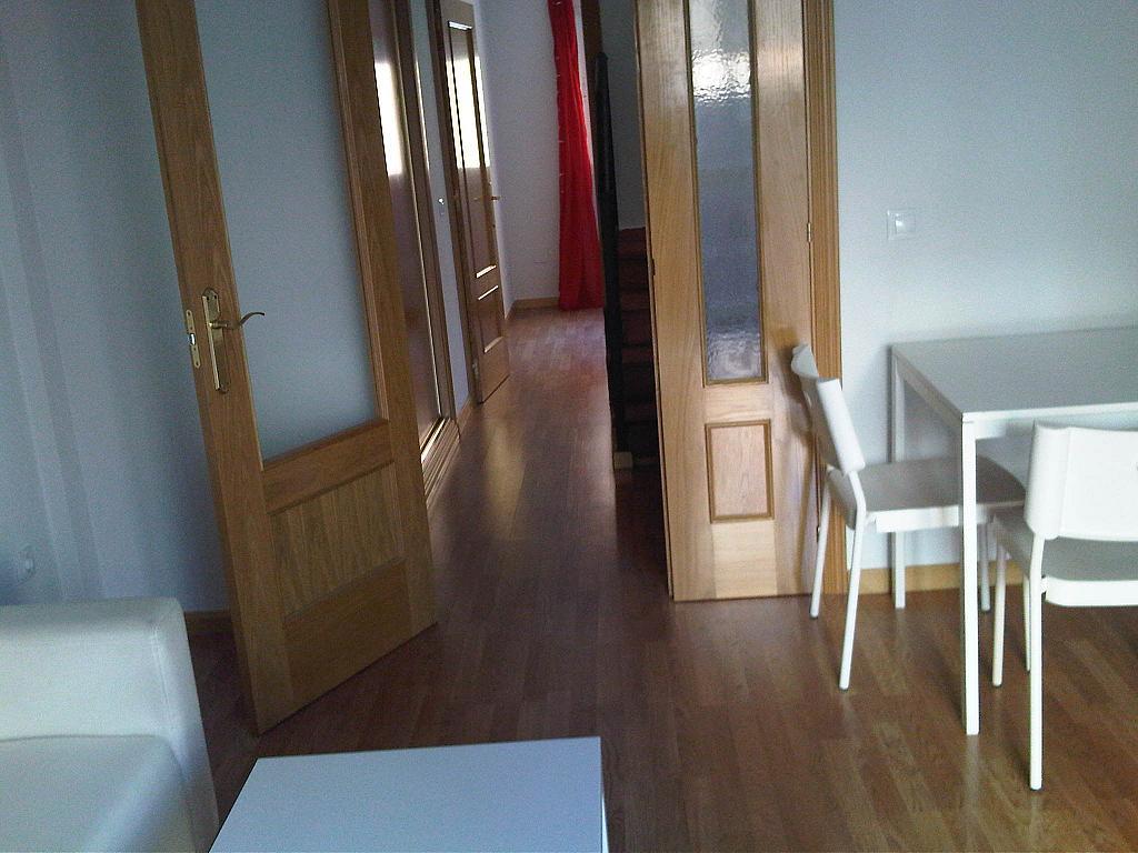 Salón - Ático-dúplex en alquiler en calle Lorenzo Bosquet, La Cañada en Coslada - 315293088