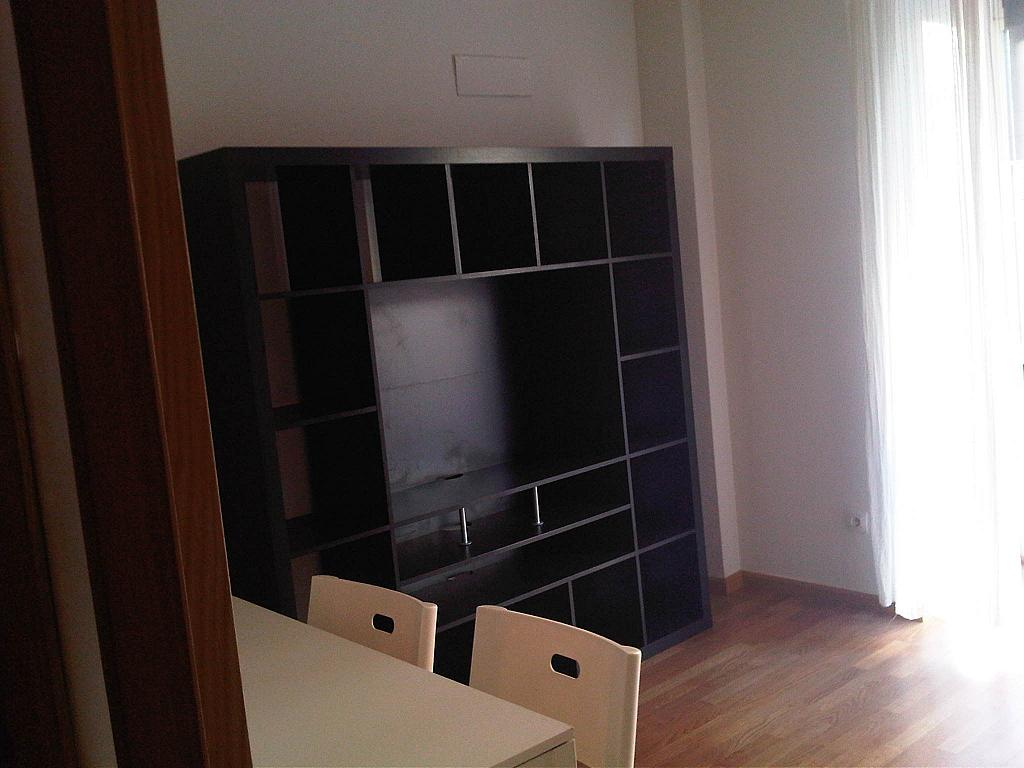 Salón - Ático-dúplex en alquiler en calle Lorenzo Bosquet, La Cañada en Coslada - 315293399