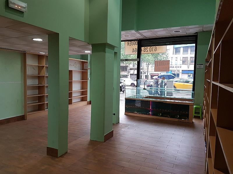Detalles - Local comercial en alquiler opción compra en vía Gran Corts Catalanes, Sants en Barcelona - 274755226