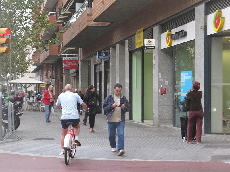 Fachada - Local comercial en alquiler opción compra en vía Gran Corts Catalanes, Sants en Barcelona - 274755277